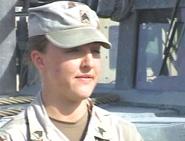 Sgt. Leigh Ann Hester, aka Miss Whoop-Ass